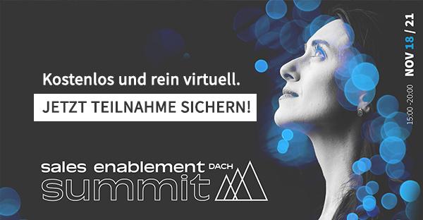 Sales Enablement Summit 2021