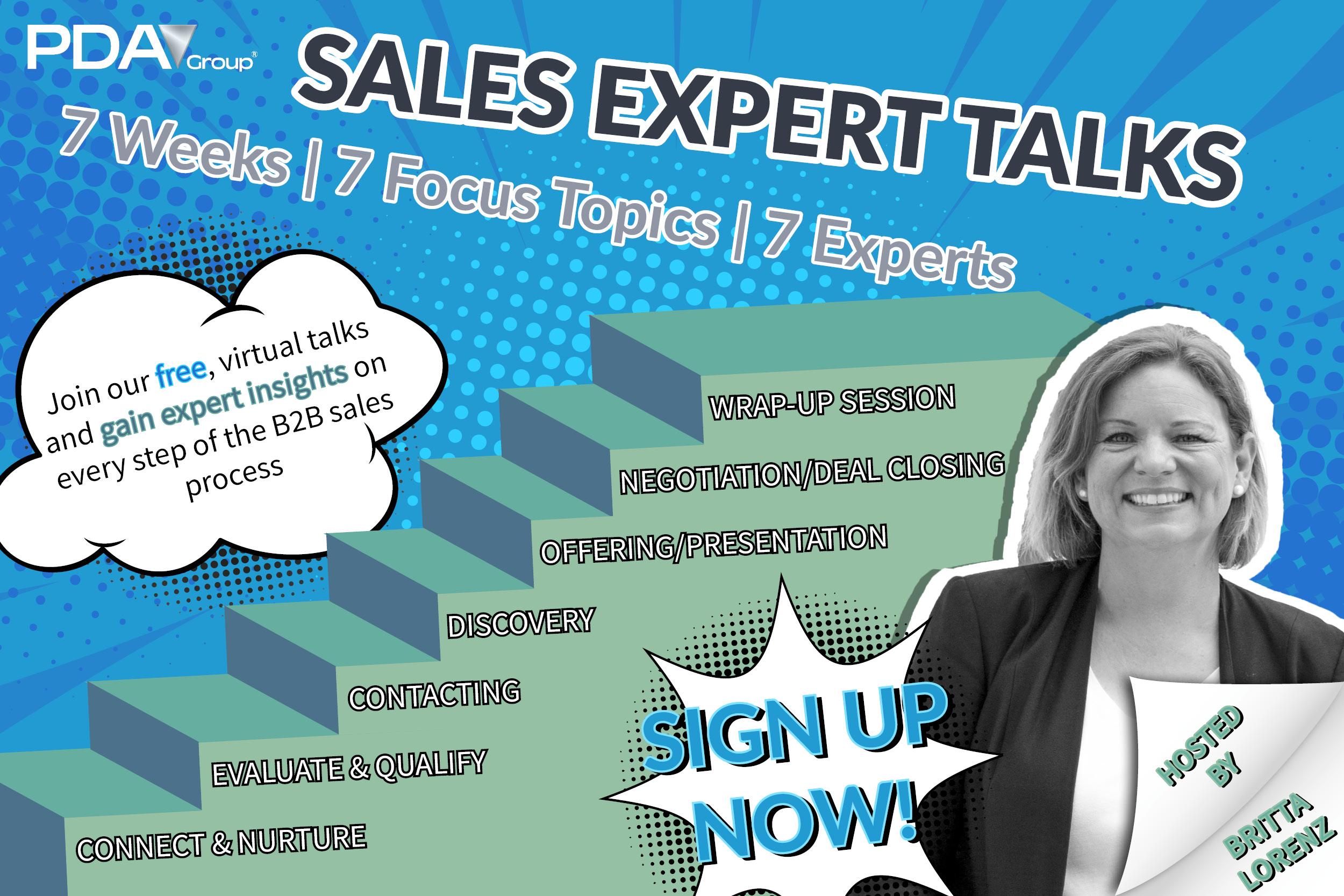 Sales Enablement Expert Talk