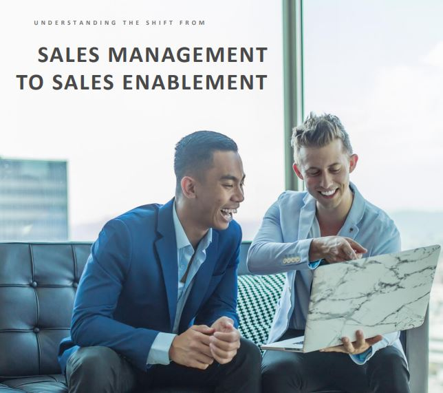 sales management to sales enablement